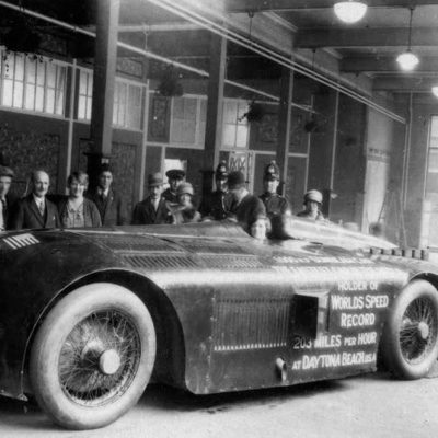 MARCH 29, 1927: FASTEST SLUG IN THE WORLD Zero West Watches