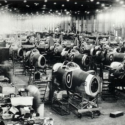 THE SPITFIRE FACTORY WORKERS WHO HELPED WIN THE BATTLE OF BRITAIN Zero West Watches