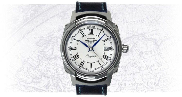 L1 - Longitude 1884 Zero West Watches