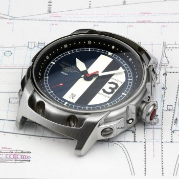 RAF-C Zero West automatic watch