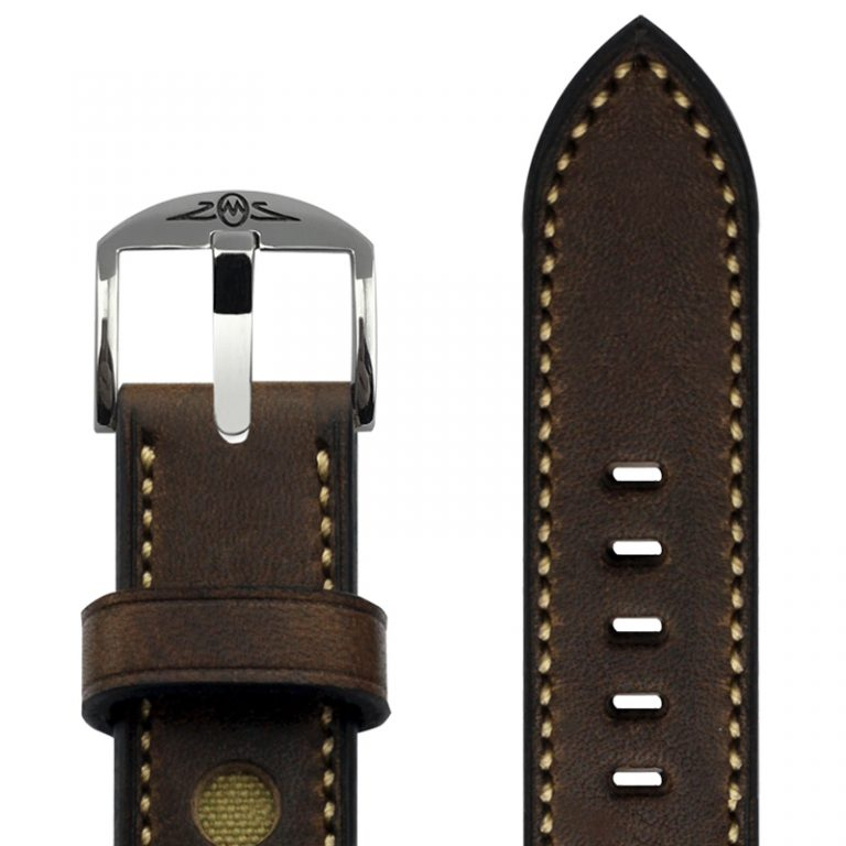 Handmade Straps Zero West Watches