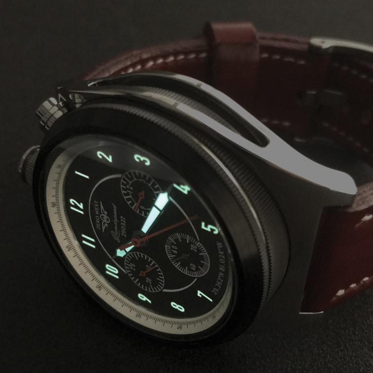 Brand Engineering Zero West Watches