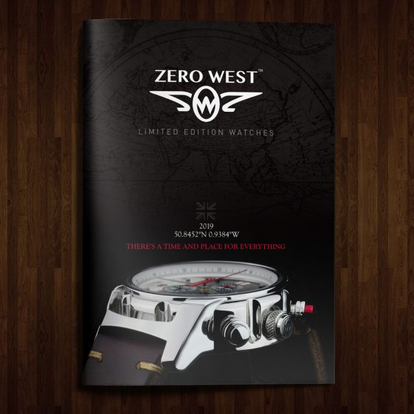 Printed Brochure Request Zero West Watches