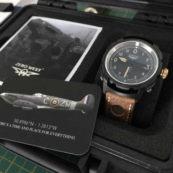 Buying Zero West Watches