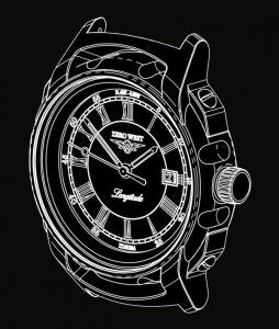 L2 Longitude Zero West Watches