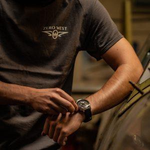 Zero West Crew T-Shirt Zero West Watches