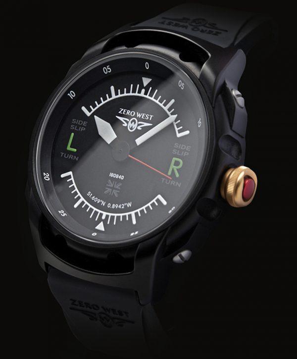 H1 Blackout Zero West Watches